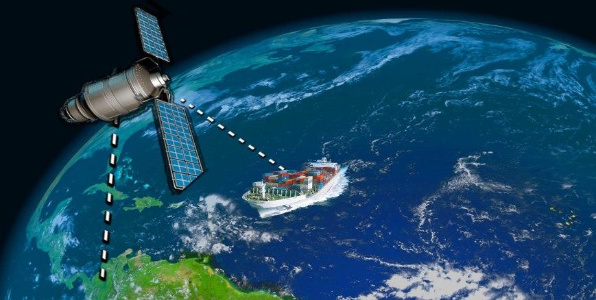satellite update